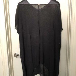Eileen Fisher Linen Tunic